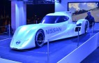 Nissan Unveils ZEOD Electric Race Car Prototype At Le Mans