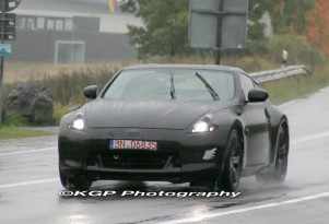 Spy Shots: 2010 Nissan 370Z
