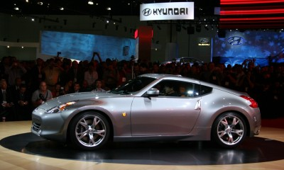 2009 Nissan 370Z Photos