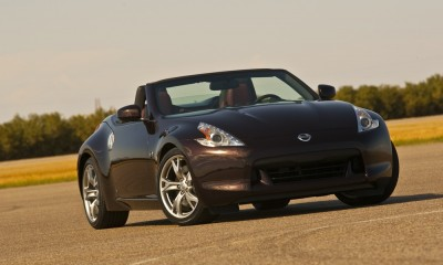2010 Nissan 370Z Photos