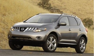 2010 Nissan Murano Photos