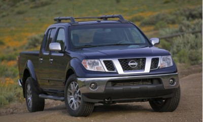 2010 Nissan Frontier Photos