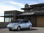 2012 Nissan Leaf To Arrive in New Zealand, Christchurch First