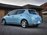 2011 Nissan Leaf prototype