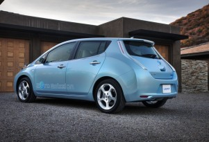 Video: The 2011 Nissan Leaf Has Arrived
