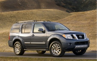 Four Nissan, Toyota SUVs Offer Lackluster Rollover Protection