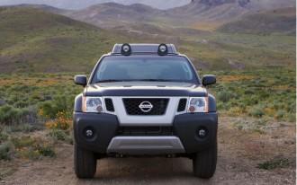 Recall Affects 2010 Nissan Pathfinder, Xterra, Frontier