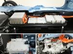 2011 Nissan Leaf - battery pack