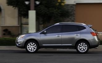 2011 Nissan Rogue: Recall Alert