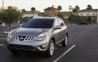 2011 Nissan Rogue: Refreshed Appearance, Higher MPG