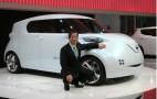 2010 Paris Auto Show: Nissan Townpod Concept
