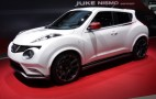 Nissan Juke Nismo On The Way For 2013: Report