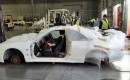Seized 1996 Nissan R33 Skyline GT-R