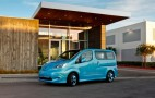Nissan Shows Its e-NV200 Electric Van At Detroit Auto Show