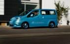Nissan e-NV200 Electric Van Concept: 2012 Detroit Auto Show