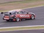 Nissan's new Altima, in V8 Supercar trim