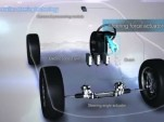 Nissan's steer-by-wire system