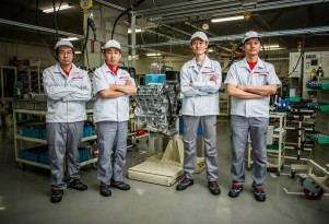 Nissan's Takumi engine craftsmen and the GT-R