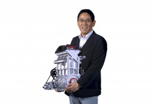 Nissan Reveals Tiny Engine For Electric ZEOD Le Mans Racer