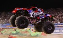 Nitro Circus monster truck. Photo courtesy of Monster Jam.