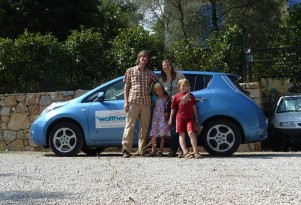 What I Did This Summer: Electric Cars & Owners Go On Vacation