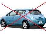 No 2011 Nissan Leaf electric cars