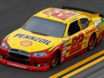 No. 22 Shell/Pennzoil Dodge - NASCAR photo