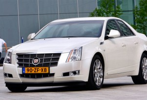 No diesel for the European Cadillac CTS