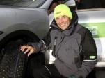 Nokian Tyres' retractable-stud winter tire concept