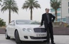James Bond Goes Back To Bentley