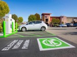 NRG eVgo electric-car charging station