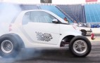 Big-Block Smart Car Is Back--And Faster Than Before