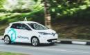 nuTonomy autonomous Renault Zoe