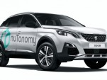 nuTonomy self-driving prototype based on the Peugeot 3008