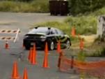 Nvidia BB8 self-driving car prototype