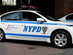 NYPD Nissan Altima Hybrid