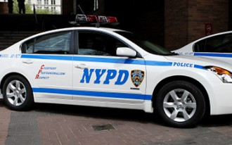 NYPD's Boys In Blue Go Green