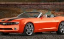 Official 2011 Camaro Convertible concept