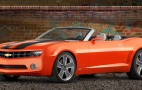 March 2011 launch for Chevrolet Camaro Convertible