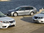 Official images of the 2008 Saab 9-3 facelift