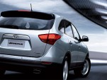 Official images of the Hyundai Veracruz