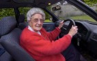 Kids May Be Safer With Grandma Or Grandpa Behind The Wheel: Study