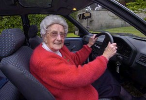 Kids Safer With A Grandparent Behind The Wheel