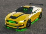 Ole Yeller Ford Shelby GT350