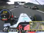 Onboard with Michael Schumacher at the 2011 Germany GP