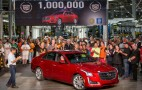 2014 Cadillac CTS Sedan Is 1 Millionth Caddy Built