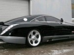 One-off Maybach Exelero coupe