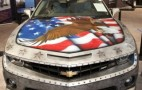 Military Tribute Chevrolet Camaro Fetches $175,000 At Auction