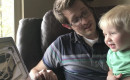 One-year-old knows cars