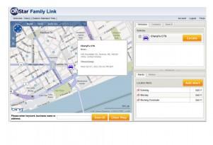 OnStar Family Link Pilot Program Helps Parents Track Teens